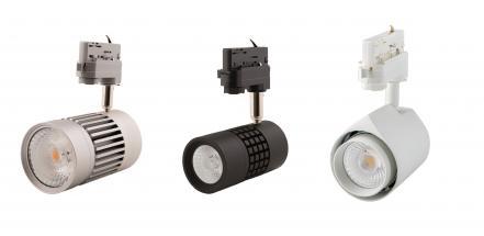 LED Strahler für Lichtschienen
