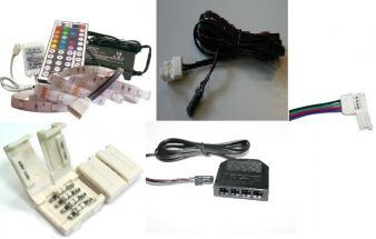 LED Flex Bänder/Lichtbänder Zubehör