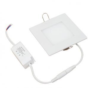 Eckig - 03 Watt - LED Deckeneinbauleuchte