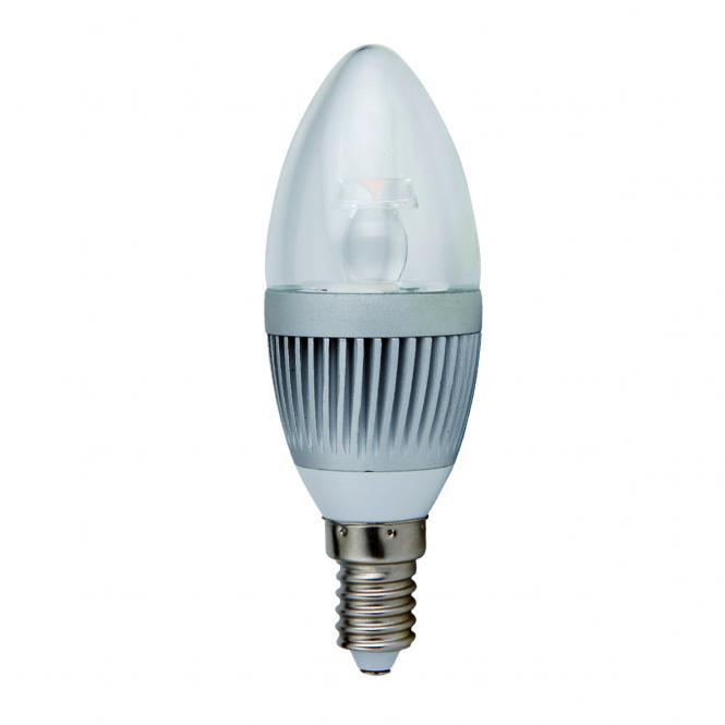 LED Leuchtmittel E14 - 3 Watt - dimmbar